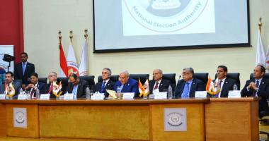 فيديو..الوطنية للانتخابات: يحق للمغتربين الإدلاء بأصواتهم فى أى لجنة خارج محافظتهم