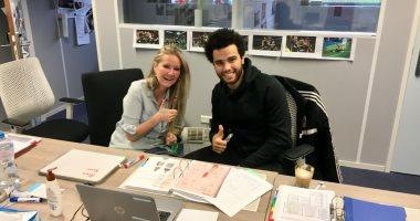 رسميًا.. أحمد ناصر يوقع 3 سنوات للفريق الثانى بأياكس أمستردام