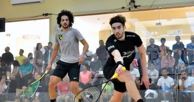 تأهل مصطفى عسل ومريم متولي ومازن هشام في اليوم الأول لبطولة الجونة