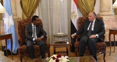 وزيرا خارجية مصر والصومال يوقعان 3 مذكرات تفاهم تتضمن إنشاء آلية للتشاور السياسى