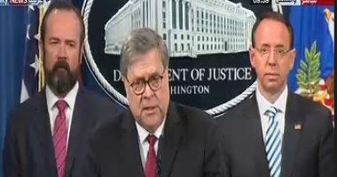 وزير العدل الأمريكى يتنحى عن تحقيق للوزارة بشأن طائرات بوينج 737 ماكس