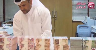 """شاهد..""""مباشر قطر"""" تكشف الأماكن التى يخفى فيها """" تميم""""  الأموال المنهوبة"""