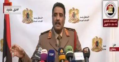 المسمارى: عناصر من جبهة النصرة نقلوا من تركيا لليبيا للمشاركة فى معارك طرابلس