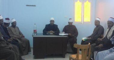 وكيل أوقاف الأقصر: 40 مسجدًا مخصصًا للاعتكاف فى شهر رمضان