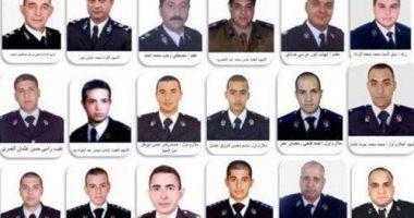 أسر شهداء الشرطة: هننزل استفتاء الدستور لدعم استقرار مصر