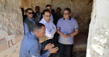 رئيس الوزراء من الأقصر: بناء مصر الحديثة سيتحدث عنه أحفادنا فى المستقبل