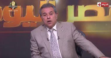 توفيق عكاشة يقارن الشعب المصرى بالصينى ويوضح مراكز القوة للشعبين