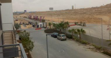 سكان كومباوند تاج سلطان بالقاهرة الجديدة يطالبون بتوفير الخدمات