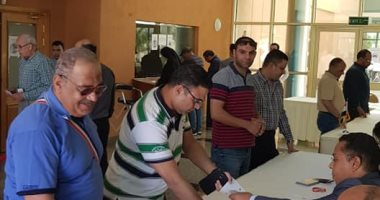 المصريون بقطر يصوتون على التعديلات الدستورية ويجهضون مؤامرات الحمدين