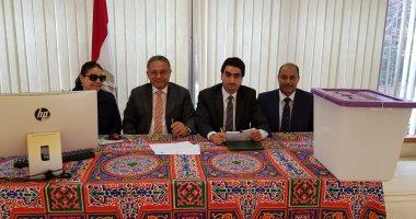 السفارة المصرية فى أستراليا تفتح أبوابها للتصويت على التعديلات الدستورية