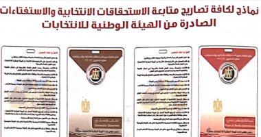 تعرف على من له حق الدخول لمقر اللجان الانتخابية خلال عملية الاستفتاء