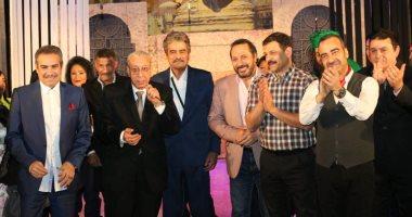 """""""الحالة توهان"""" تعيد الجمهور للمسرح الكوميدى بحضور على الحجار وأحمد عبدالعزيز"""