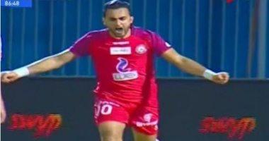 المقاصة وإنبي وأسوان يتنافسون علي ضم أحمد الشيخ لاعب الحدود