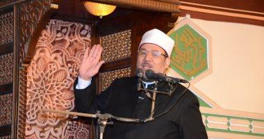 وزير الأوقاف : الإقبال الشعبى الكثيف على الاستفتاء انحياز للاستقرار