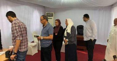 انطلاق تصويت المصريين فى أوروبا بالاستفتاء على التعديلات الدستورية