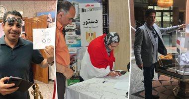 #الكويت #البحرين.. يتصدران الترند احتفاءً بمشاركة المصريين بالخارج فى الاستفتاء
