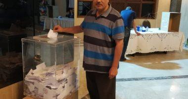 توافد مكثف للمصريين بالكويت للتصويت فى الاستفتاء على التعديلات الدستورية