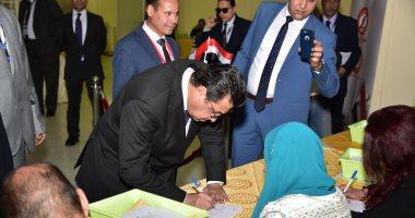سفير مصر بالكويت: انسيابية بالتصويت فى الاستفتاء على التعديلات الدستورية