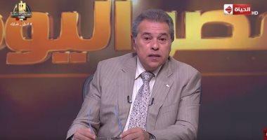 """الليلة.. عكاشة يكشف أهمية زيارة الرئيس السيسى للصين بـ""""مصر اليوم"""""""