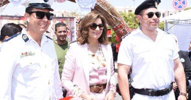 وزيرة الهجرة: أكبر كتلة تصويتية للمصريين فى الخارج بمنطقة الخليج