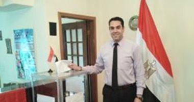 حضور متميز للمصريين فى ثانى أيام الاستفتاء على تعديل الدستور بكندا