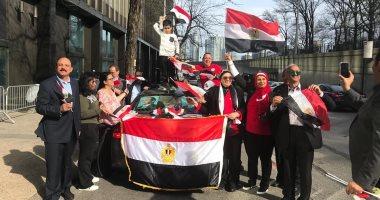 انتهاء تصويت المصريين باليابان فى اليوم الأخير على التعديلات الدستورية