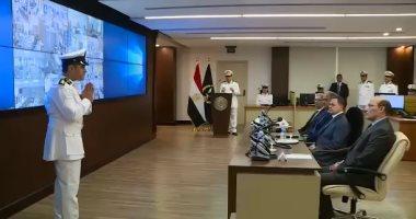 فيديو.. وزير الداخلية والقيادات الأمنية من داخل غرفة عمليات الوزارة