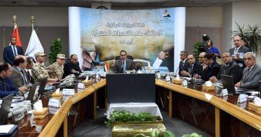 صور.. رئيس الوزراء: إدلاء المصريين بأصواتهم فى شمال سيناء يسير بشكل طبيعى
