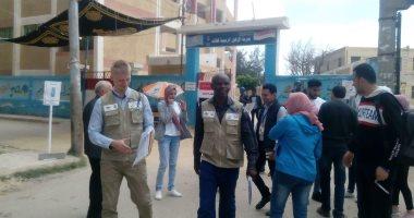البعثة الدولية لمتابعة الاستفتاء: مسيرات حاشدة للمواطنين ولم نرصد مخالفات
