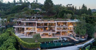 فيديو وصور..جولة داخل قصر لوس أنجلوس الفخم المعروض للبيع بمبلغ 88 مليون دولار