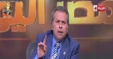 توفيق عكاشة: الجزيرة إخوان الشيطان يصدرون الشائعات لإحباط الشعب