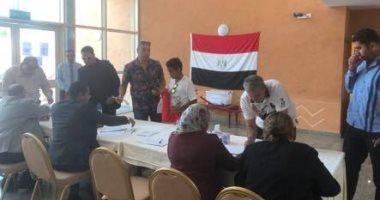 المصريون فى قطر يواصلون التصويت فى آخر أيام استفتاء تعديلات الدستور.. صور