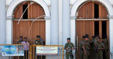 اعتقال 24 مشتبها بهم فى تفجيرات سريلانكا