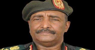 """""""عبد الفتاح البرهان"""" يتعهد تقوية العلاقات بين السودان والعراق"""