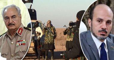 """الجيش الليبى يلاحق """"قوى الشر"""" فى العاصمة الليبية.. كتائب طرابلس تتحالف مع الإرهابيين لعرقلة تحرير المدينة.. مليشيات """"الحلبوص"""" و""""الأبح"""" و""""42 حرامى"""" خط الدفاع الأول للإرهابيين.. وميليشيا الصمود الأخطر"""