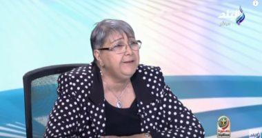 """فيديو.. أمينة النقاش: نفوذ الإخوان داخل """"بى بى سى"""" جعلها تعادى مصر"""
