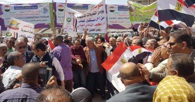 الوطنية للانتخابات: انتظام العمل ثانى أيام الاستفتاء واللجان فتحت بمواعيدها