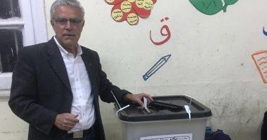 صور.. المصريون الأرمن يشاركون فى الاستفتاء على التعديلات الدستورية فى حب مصر