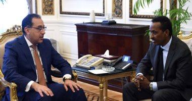 مدبولى: مصر تدعم وتساند الصومال وكل الجهود التى تعزز الأمن والاستقرار به