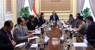 صور.. رئيس الوزراء يعقد اجتماعا لمتابعة موقف تنفيذ مشروعات العاصمة الإدارية الجديدة
