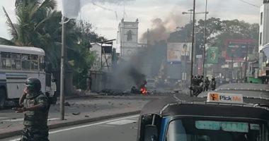 انفجار فى سريلانكا - صورة أرشيفية