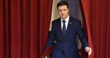 رئيس أوكرانيا: نجهز خارطة طريق لتطبيق اتفاق السلام فى دونباس