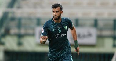 """عمر السومة """"ملك الهدافين"""" في المباريات الافتتاحية بالدوري السعودي"""