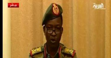 الفريق شمس الدين الكباشى: إعلان حل المجلس العسكرى السودانى بعد قليل