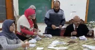 بدء فرز الأصوات فى الاستفتاء على التعديلات الدستورية بالبحيرة.. فيديو