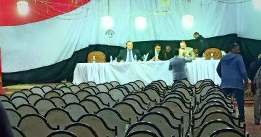 انتهاء الفرز بجميع اللجان الفرعية بالمطرية.. وتسليم المحاضر للجنة العامة