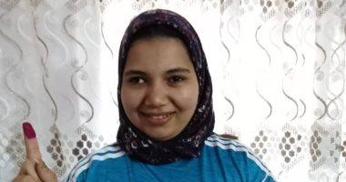 صور.. مشاركة ذوى الاحتياجات الخاصة فى الاستفتاء على الدستور.. ملحمة فى حب مصر