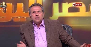 شاهد.. توفيق عكاشة: نفسى أزغرد بسبب حصول المرأة على 25% من مقاعد البرلمان