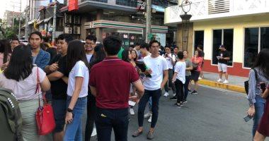 الأكثر تداولا.. 7 فيديوهات ترصد الرعب والفزع بعد وقوع زلزال الفلبين