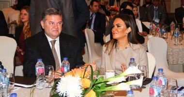 صور.. وزيرا الاستثمار وقطاع الأعمال يفتتحان مؤتمر اتحاد البورصات العربية